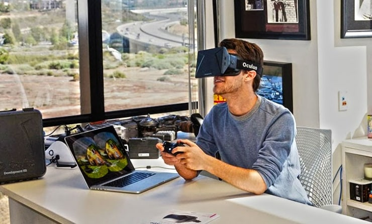 Oculus Rift Launches Gaming Platform for VR Games 11
