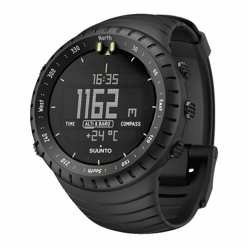 The Suunto Core - A Sports Watch With Core Features 5