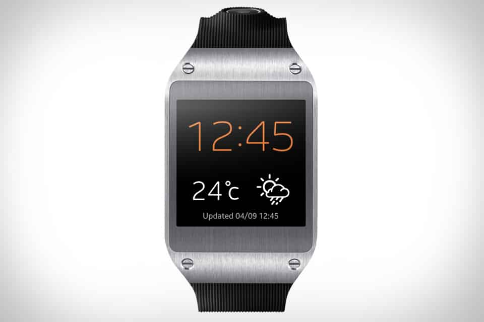 Battle of The Smart Watches - Samsung Galaxy Gear Vs Sony SmartWatch 2 6