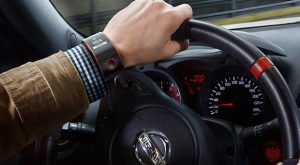 Nissan Inexplicably Announces Their Own Smartwatch 11