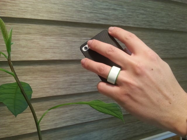 Tuit Mobile Security Ring Uses NFC Tech to Keep You Safe 10