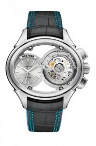 The Hamilton Jazzmaster Face 2 Face - The Watch With 2 Faces 13