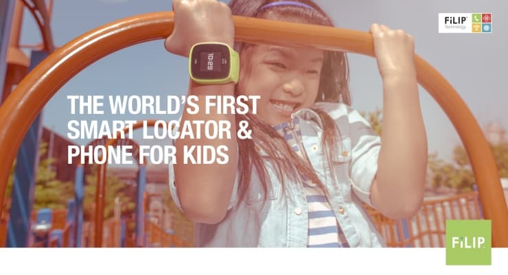 AT&T to Release FiLIP - Smart Watch to Keep Track of Kids 8