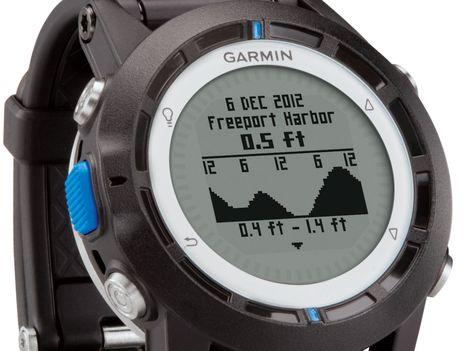 The Garmin Quatix - The Marine GOS Watch 8