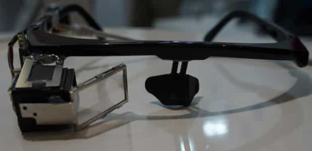 Oculon Smart Glasses Aimed at Taking on Google Glass 3