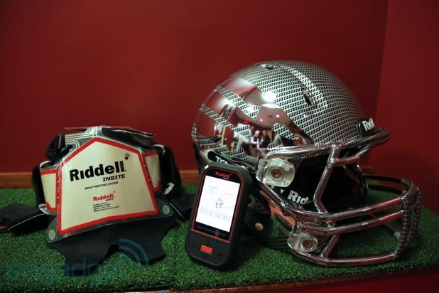 Riddell's InSite Helmet Seeks to Reduce Football Injuries 10