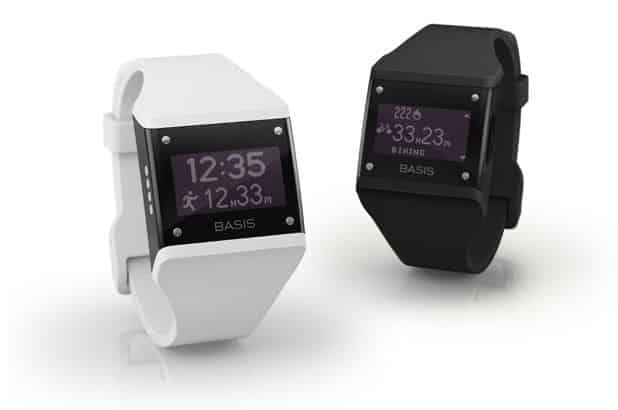 Basis Fitness Band Knows When You Are on the Move 9