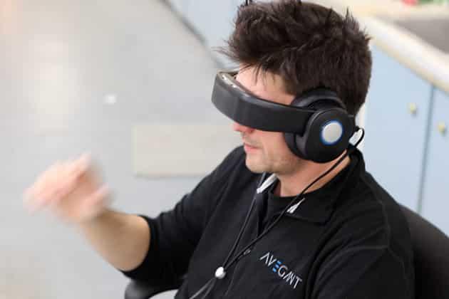 Avegant Announces Glyph Wearable Display Prototype 12