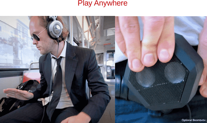 Drum Pants Lets You, Well, Play Drums With Your Pants 1