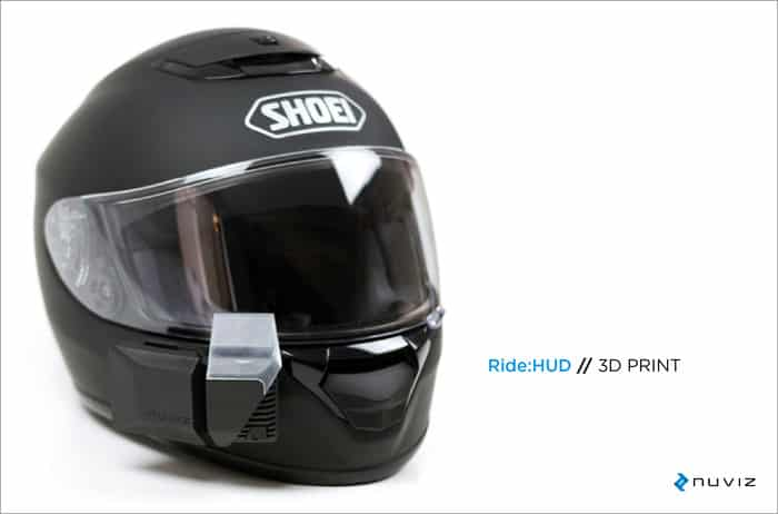 Nuviz Ride: HUD Offers a Heads Up Display for your Motorcycle Helmet 6