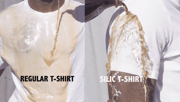 Finally, There's a T-Shirt That Cleans Itself 3