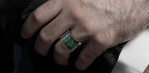 Smarty Ring Features a Snazzy LED Display 13