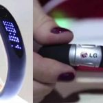 LG Lifeband Touch leaked days before CES 2014 announcement 4