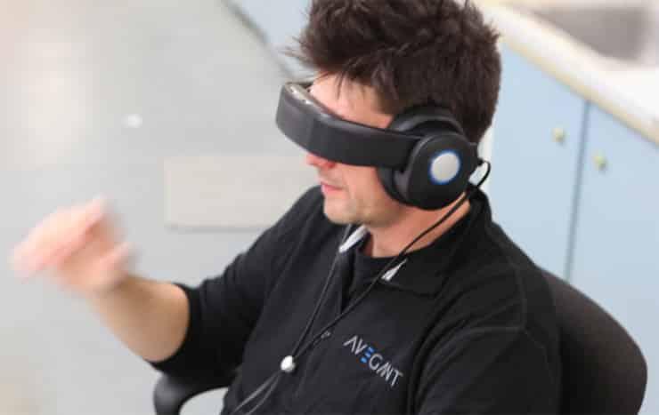 Avegant's Glyph VR Headset Materializes on Kickstarter 9