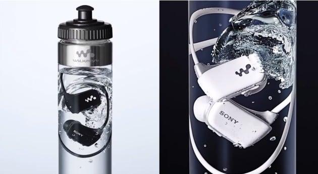 Sony's New Walkman Is Absolutely Waterproof 4