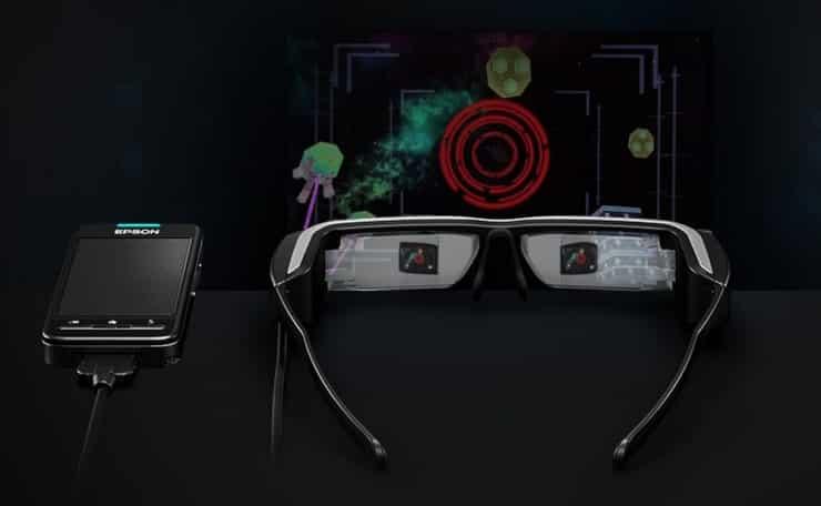 Epson Readies Google Glass Competitor at Half the Price 12