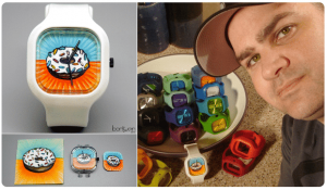 Modify Watches Let You Put Any Design You Want in the Face 14