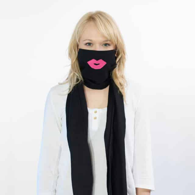 Scough is a Stylish Scarf That Filters Out Germs and Pollution 1