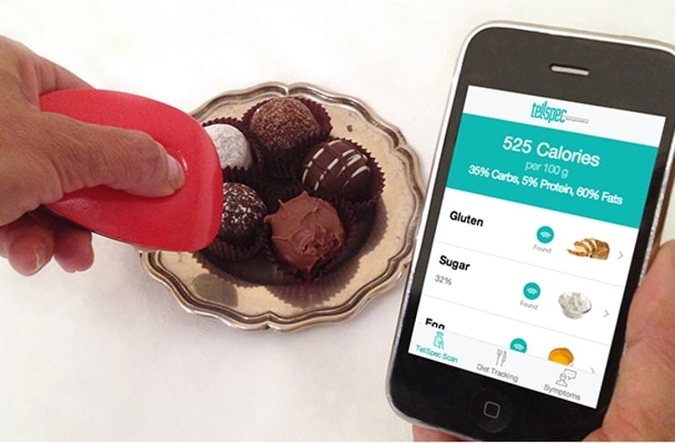 TellSpec Scanner Tells You Exactly What is in Your Food 1