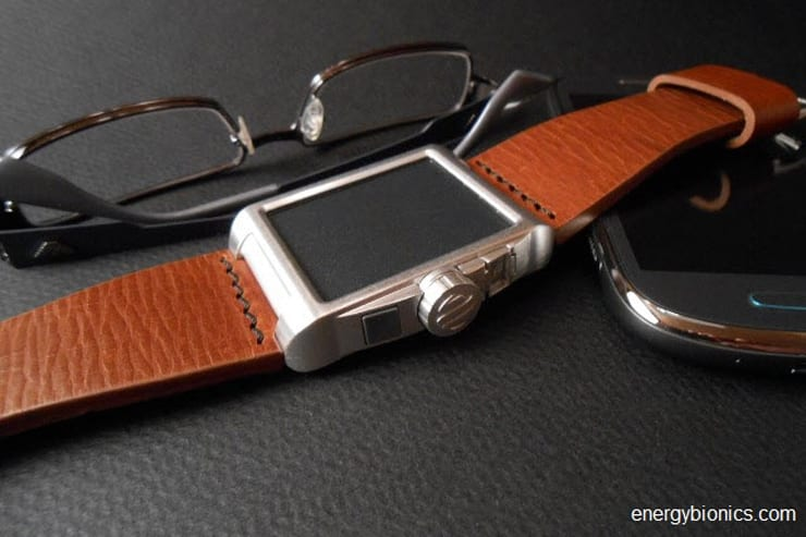 Energy Bionics Presents a Solar Watch that Also Charges Your Phone 3