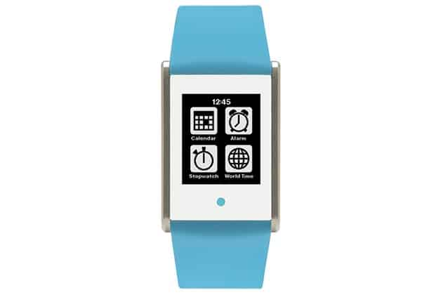 Phosphor Touch Time Smartwatch Ready to Take on Pebble Steel 9