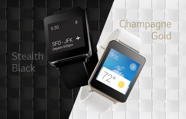 LG Announces G Watch Which is Absolutely Waterproof and Always On 2