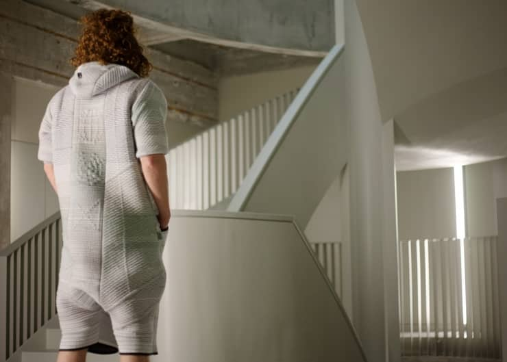 This Tech-Heavy Onesie Turns You Into a Walking Wi-Fi Hotspot 1