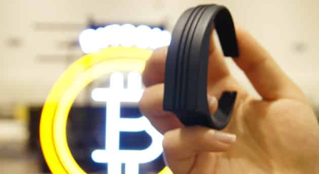 Here is a Wearable Bitcoin Wallet That Lets You Pay Wherever 11