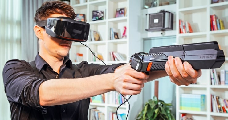 ANTVR VR Headset Could Spell Competition for Oculus Rift 3