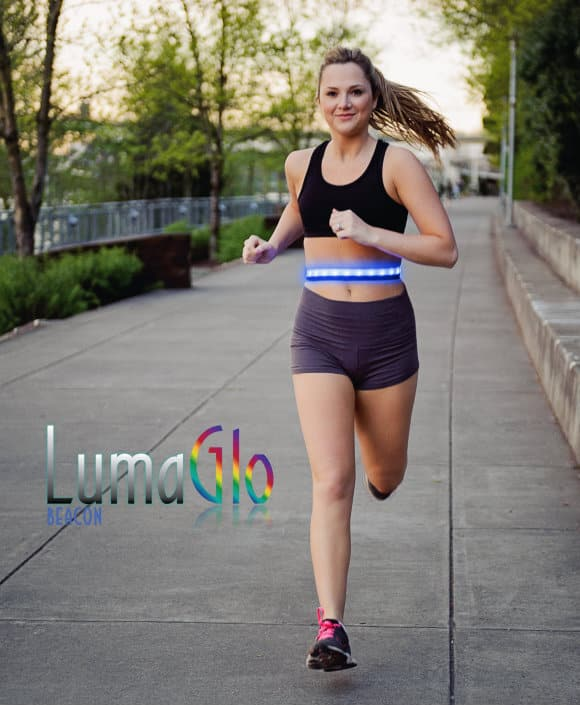 LumaGlo Beacon is a Wearable LED Strip With Plenty of Features 2
