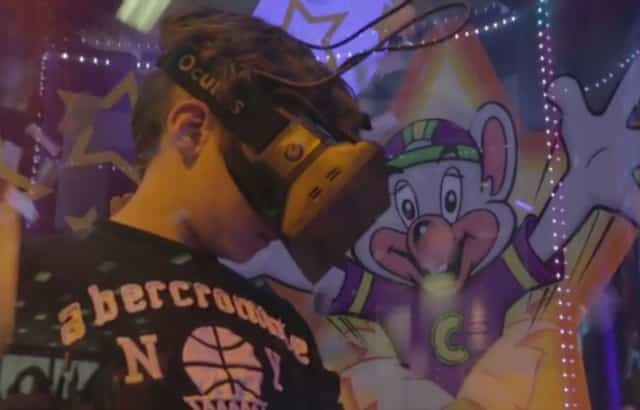 Today in Rift - Oculus Rift Headed to, Wait, Chuck E. Cheese's? 2