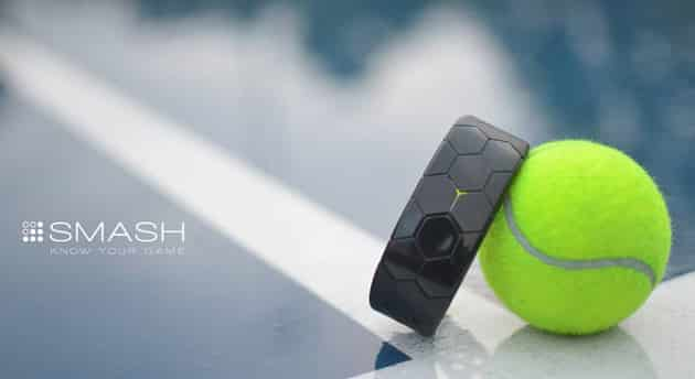 This Wristband Helps Improve Your Tennis Swing 8