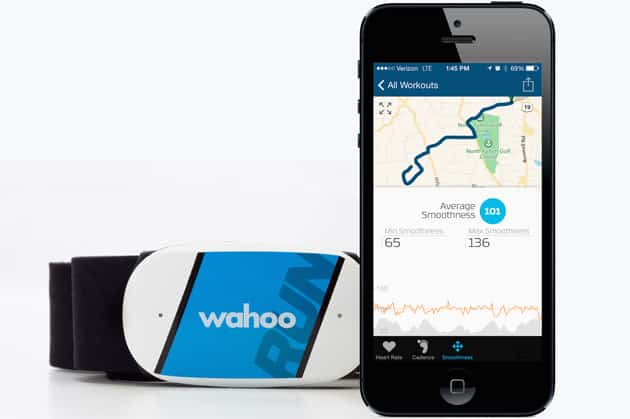 Wahoo's TICKR Run Tracks Your Heart Rate and Running Form 10