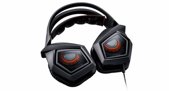 ASUS Strix Pro Gamer Headphones are Full of Features and Owl Eyes 2
