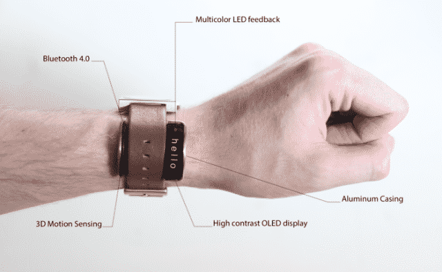 Glance Brings Smartwatch-like Functionality to Regular Watches 10