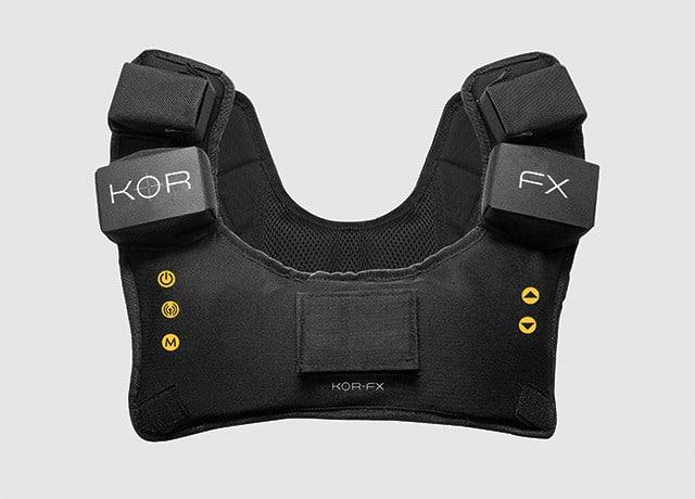 KOR Haptic Feedback Vest Will Make Gaming More Intense 1