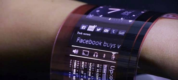 Watches With Flexible Displays are Finally on the Way 5