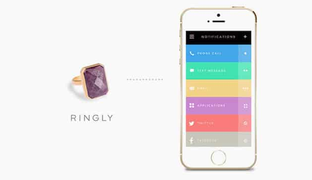 This Big Ole Ring Uses Bluetooth to Connect to Your Smartphone 3