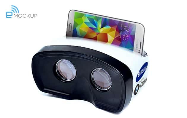 Samsung and Oculus Team Up For Media-Focused VR Headset 8