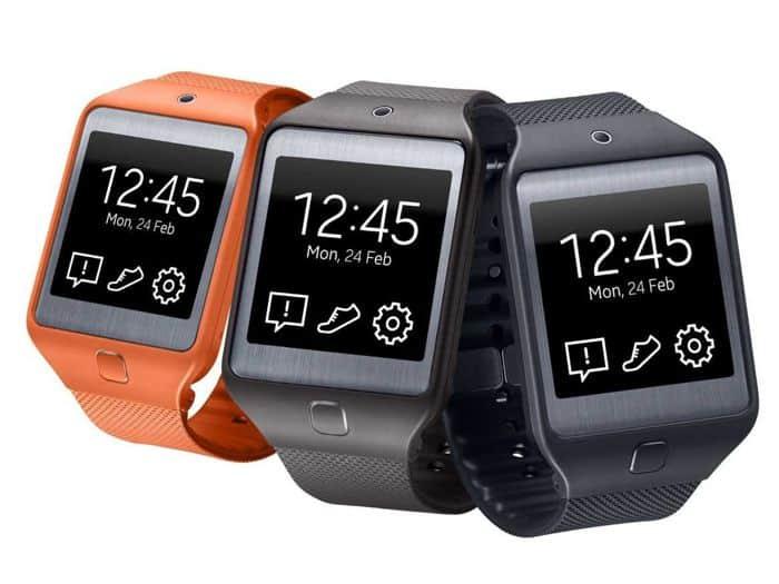 Samsung Unveils Gear Live Smartwatch Line 9