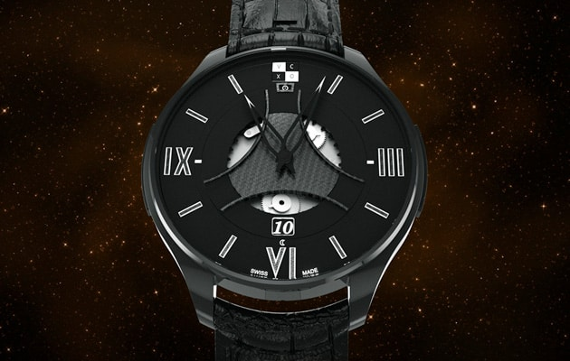 This Magical Watch Never Has to be Set(Also Costs $10,000) 10