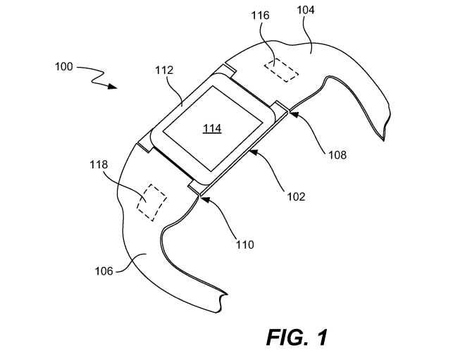 Apple Smartwatch Patent Could Point to Features 3
