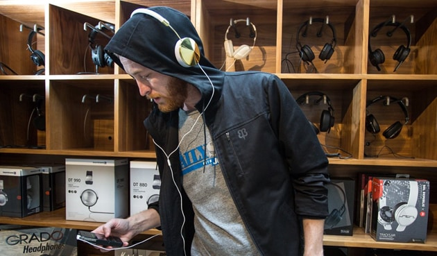 Finally You Can Jam Music Through Your Hoodie 2