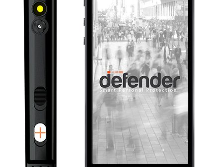 The Defender is a Safety System That Fits in Your Pocket 3