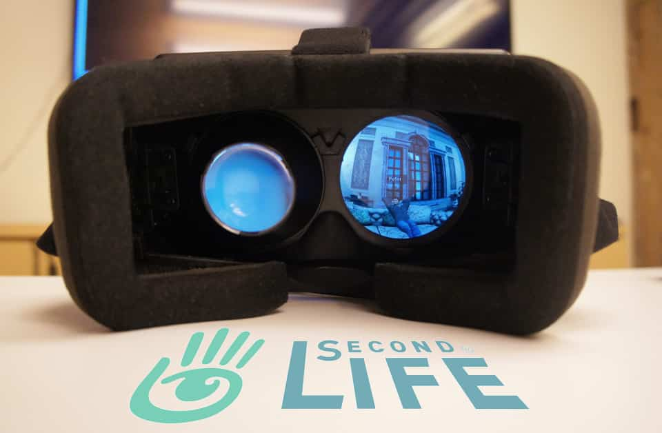 Second Life Gets Into Virtual Reality For Its Second Act 1