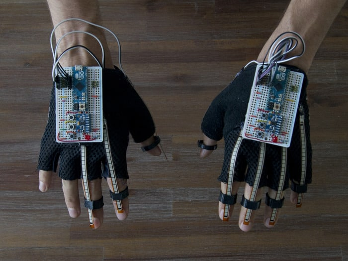 Manus Machinae Gloves Turns You Into a Cyborg 3