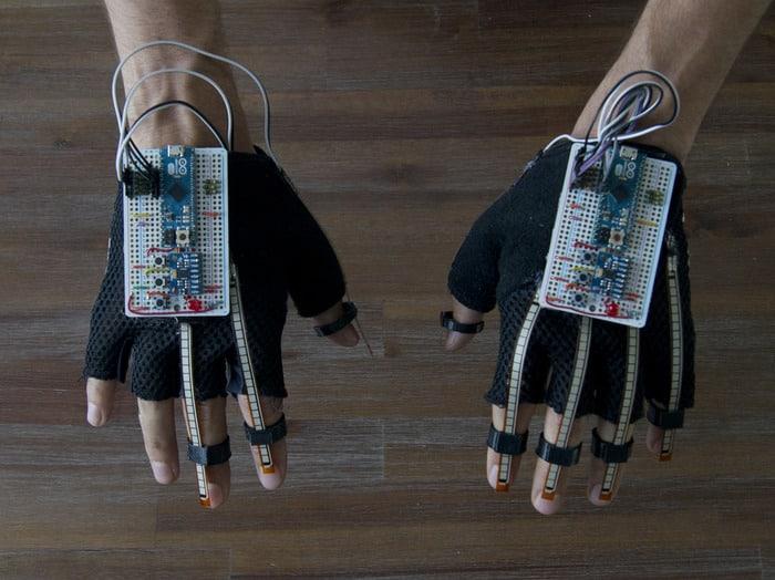 Manus Machinae Gloves Turns You Into a Cyborg 1