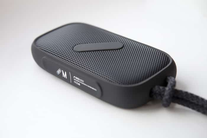 This Little Bluetooth Speaker Fits Snugly in Your Pocket 1