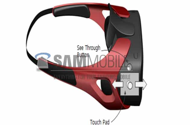 Photo of Samsung's Forthcoming VR Helmet Leaks 4