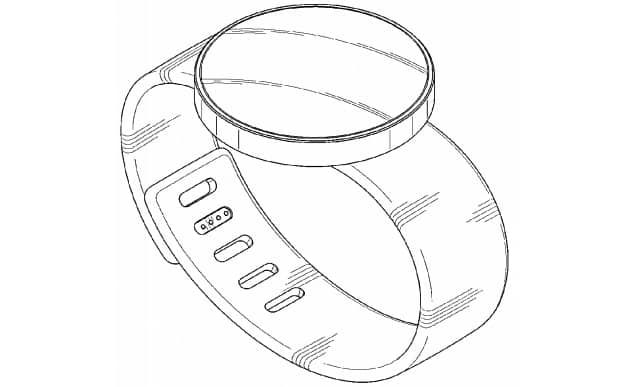 Samsung Issued Patents for Round Smartwatches 14